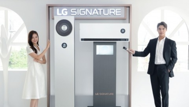 LG전자, 'LG 시그니처 에어컨' 국내 출시