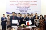 한국보건복지인력개발원, 베트남 노동보훈사회부와 사회복지분야 전문인력 양성을 위한 양해각서 체결