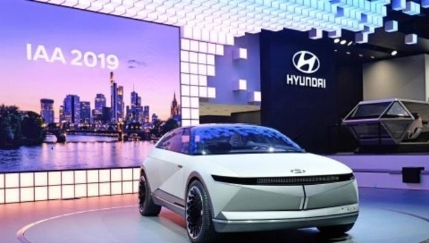 현대자동차, '2019 프랑크푸르트 모터쇼' 참가… EV 콘셉트카 45 최초 공개