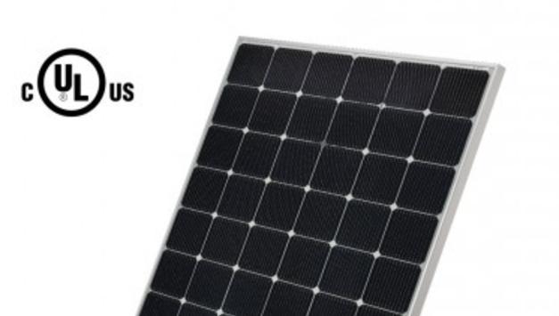 LG전자, '양면발전 태양광 모듈' 국내 최초로 UL인증 획득