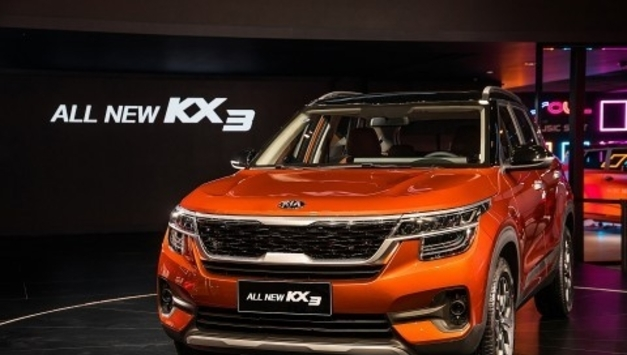 기아자동차, 2019 광저우 국제모터쇼 참가 '올 뉴 KX3' 최초 공개