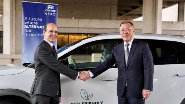 현대자동차, 수소와 수소연료전지 '기술혁신과 글로벌 저변확대' 공동 협력