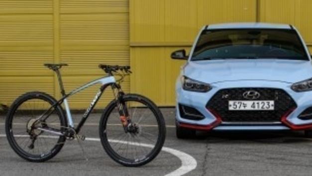 현대자동차, 'N 스페셜 에디션 자전거' 공개