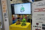 선문대학교 스마트자동차공학부 2020 대한민국 ICT(정보통신기술) 융합엑스포'에 인공지능기반 자율주행 교육용 플랫폼 전시