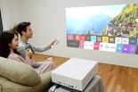 LG전자, LG 시네빔 레이저 4K 프로젝터 신제품 출시