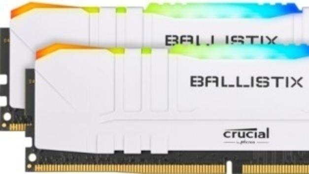 대원CTS, 프로게이머 위한 마이크론 Crucial Ballistix DDR4 3200 게이밍 메모리 출시