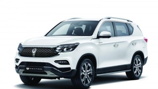 쌍용자동차, 3월 내수·수출 포함 총 9345대 판매